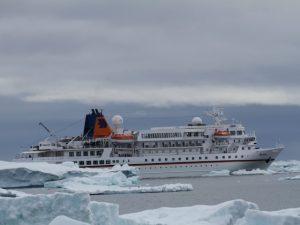 Titelbild Antarktiskalender 2015